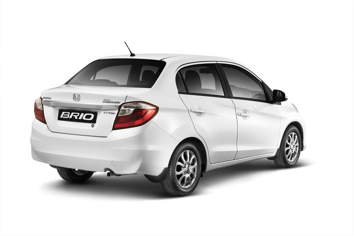 Honda Brio updated for 2016 - Cars.co.za