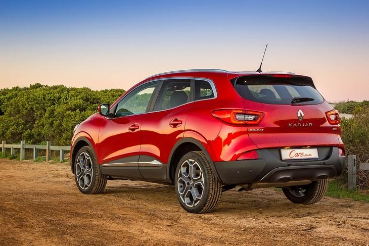 Renault Kadjar Dci Dynamique 4wd 2016 Review Cars