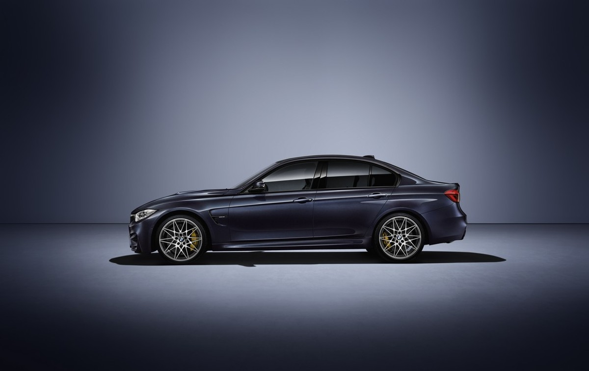 Bmw M3 30 Years M3 Now Available In South Africa Cars