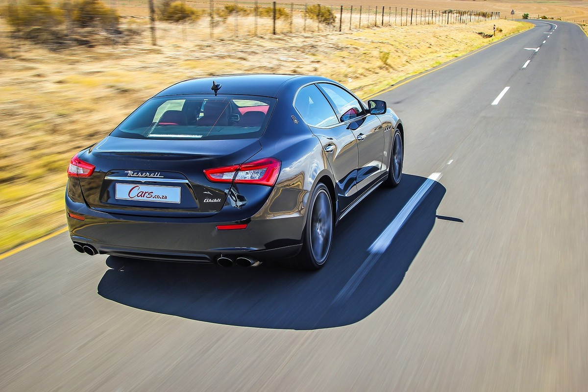 Maserati Ghibli S 2016 Review Fuse Box Maseratis Aims To The Famous Italian Marques Particular Brand Of Sportscar Thrills With Executive Sedan Daily Usability