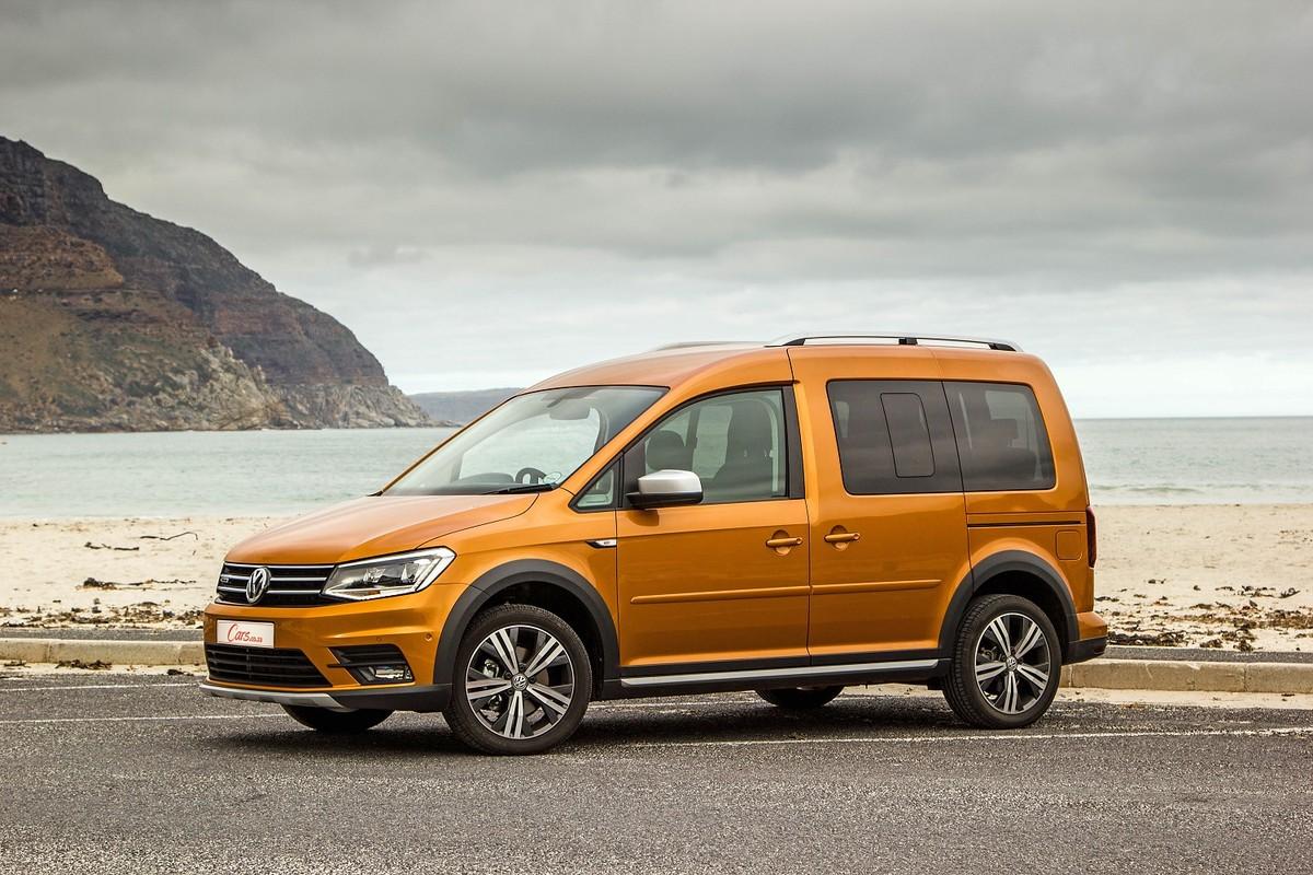 Volkswagen Caddy Alltrack 2.0 TDI (2016) Review - Cars.co.za