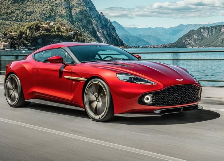 Aston Martin Vanquish Zagato Enters Production Cars Co Za