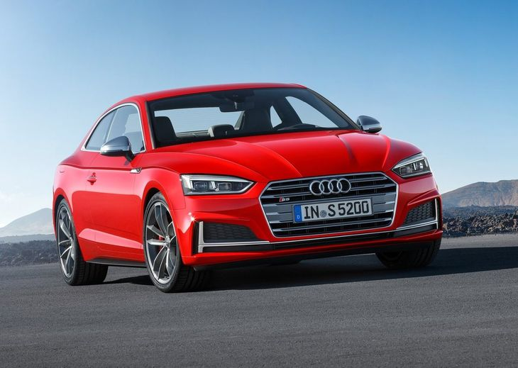 Audi A5 2017 Specs Pricing Carscoza