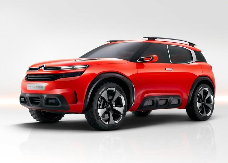 Citroen Aircross Concept 2015 1280 02