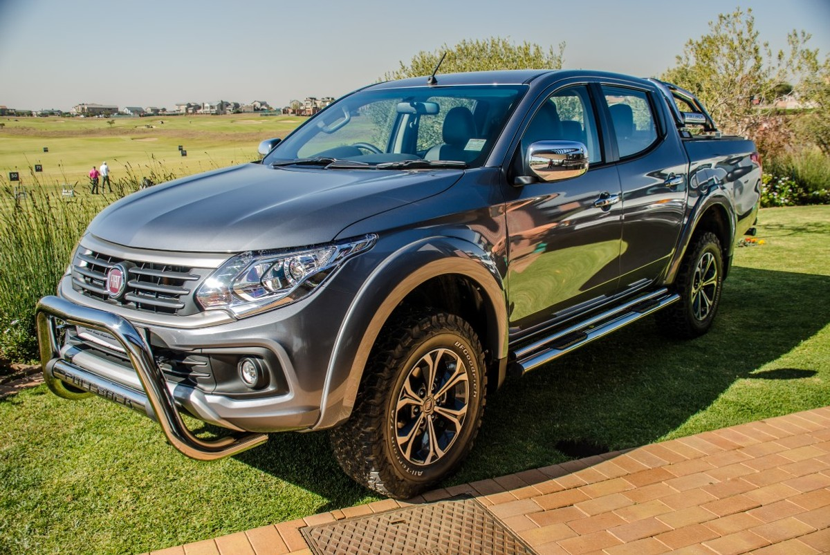 the introduction of a 5-speed automatic derivative of the fiat fullback –  powered by an impressive new 2 4-litre turbodiesel motor – sees the italian