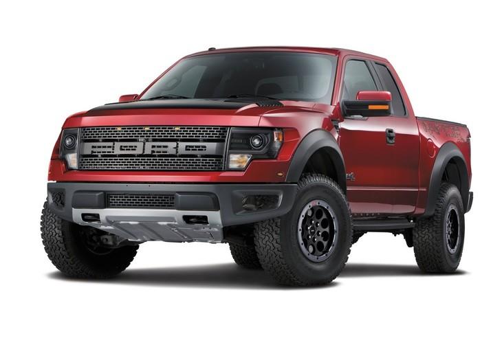 Ford F 150 SVT Raptor Special Edition 2014 1280 02