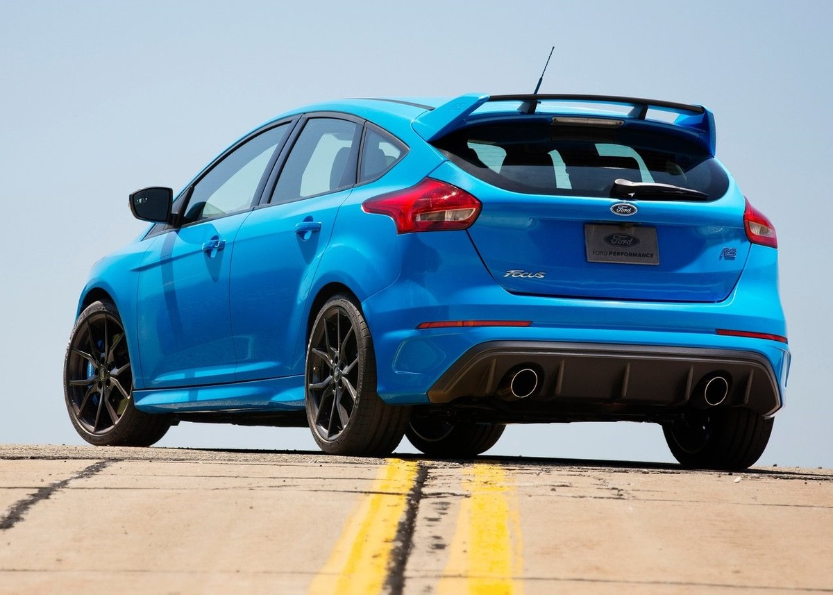 Ford focus rs 2016 1280 6d