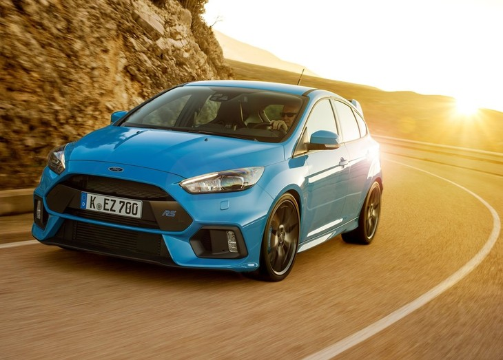 Ford Focus RS (2016) Specs & Price - Cars.co.za