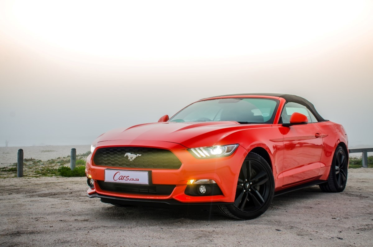 The ford mustang has been exceptionally well received in south africa and the rumbling 5 0 litre v8 gt fastback version has garnered most of the attention