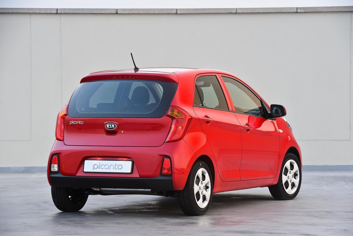 kia adds new 1 2 entry level picanto. Black Bedroom Furniture Sets. Home Design Ideas