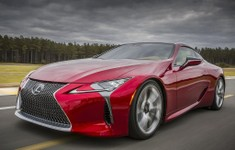 LexusLC500video