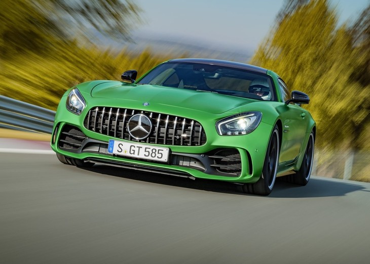 mercedes amg unleashes hottest amg gt r cars co za rh cars co za