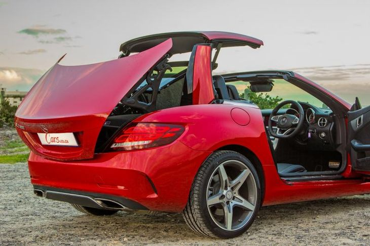 Mercedes-Benz SLC300 (2016) Review - Cars co za