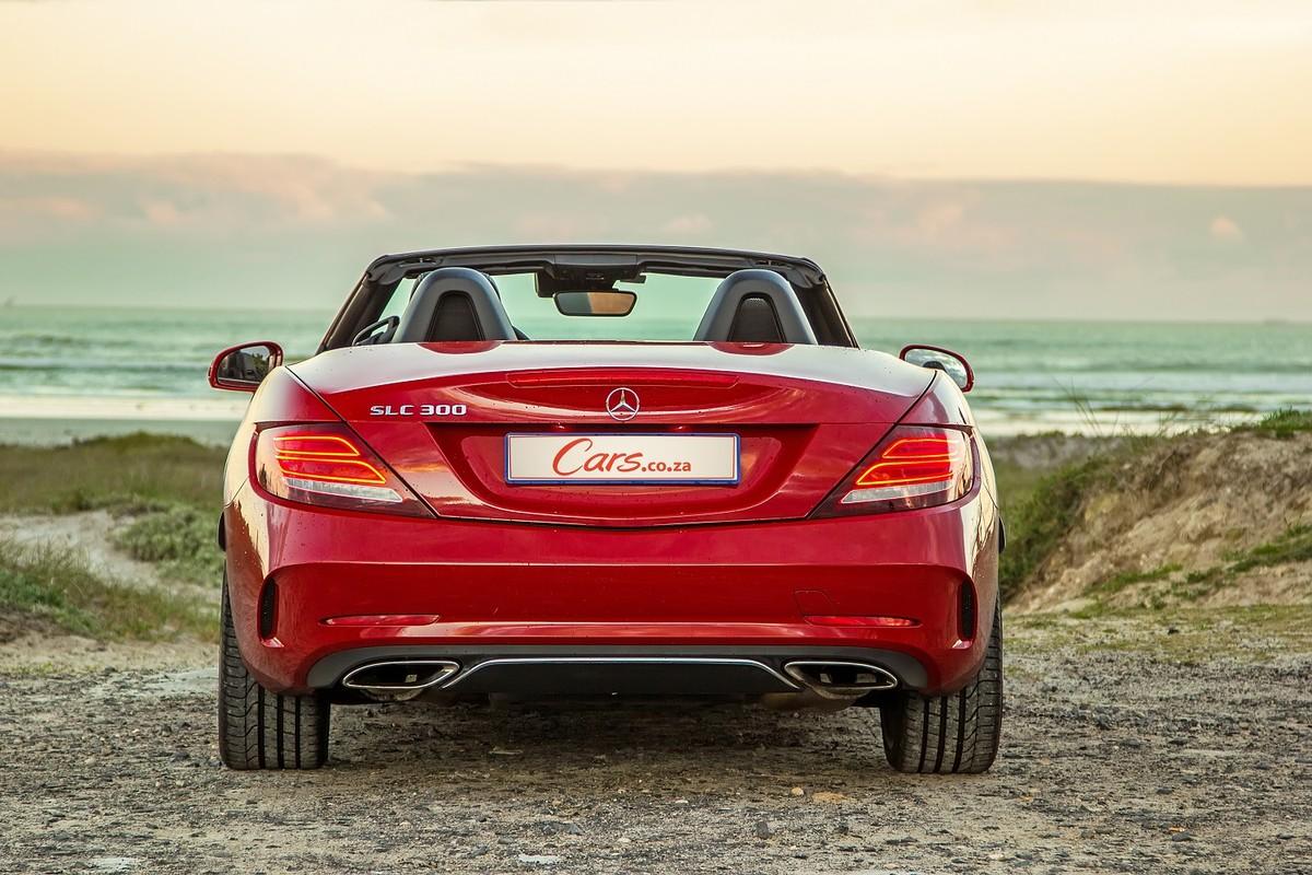 Mercedes Benz Slc300 2016 Review Cars Co Za