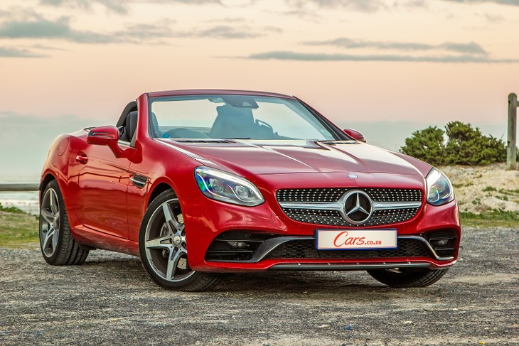 Mercedes Benz Slc300 2016 Review Cars Co Za