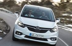Opel Zafira 2017 1280 0a