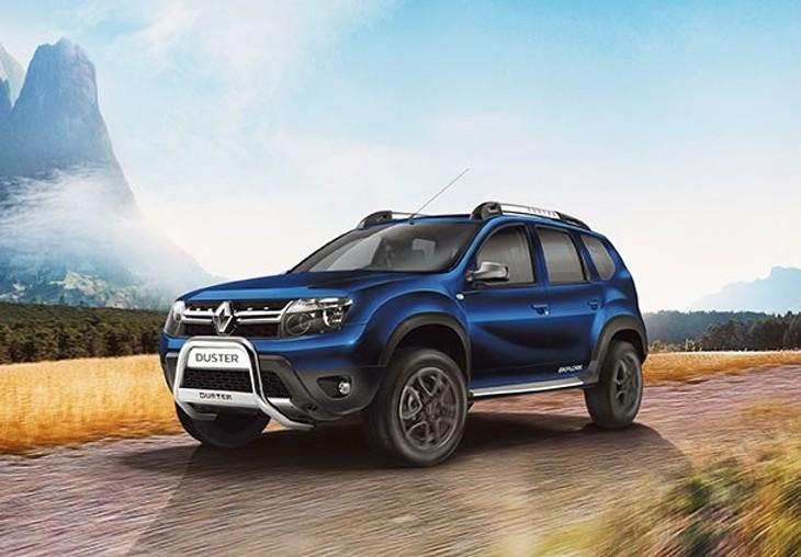 Renault Duster Explore