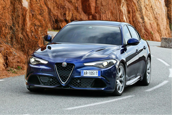 Updated Alfa Romeo Giulia Quadrifoglio 2016 First Drive Cars Co Za