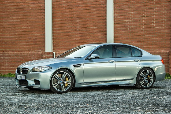 Bmw M5 Pure Metal 2016 Review Cars Co Za