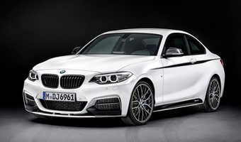 BMW 2 Series Coupe With M Performance Parts 2014 1280 01
