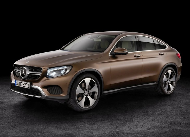 Mercedes Benz GLC Coupe 2017 1280 1c