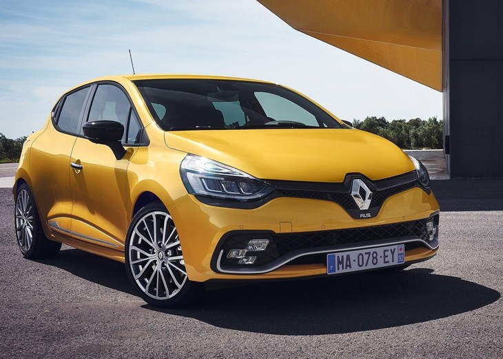 renault unveils facelifted clio rs cars co za rh cars co za