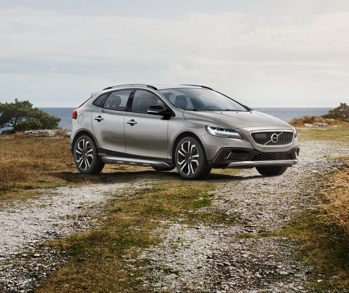 Volvo V40 Facelift (2016) First Drive