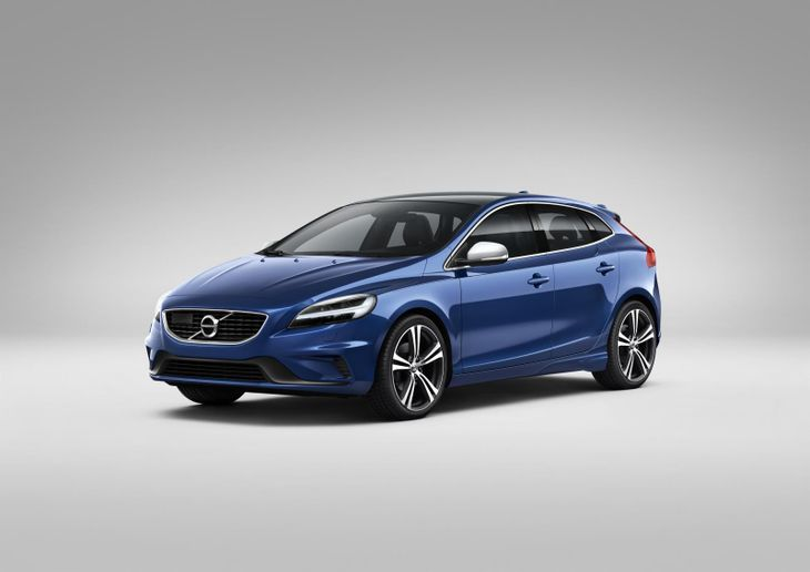 188143 Volvo V40 Model Year 2017