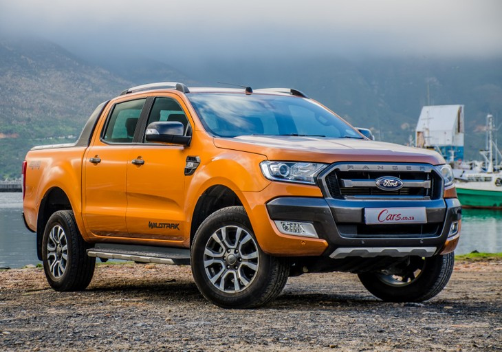 cb920a6980 We get behind the wheel of the top-of-the-range Ford Ranger Wildtrak to  find out if it truly is the best leisure double-cab bakkie on the market in  South ...