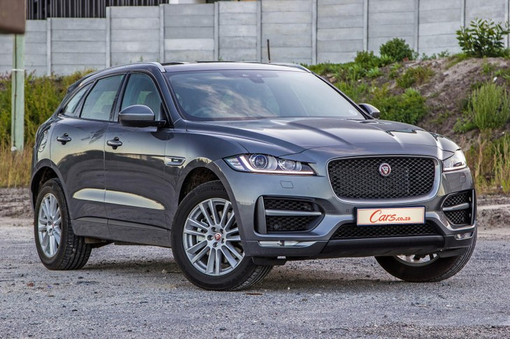 World Car Of Year 2017 Jaguar F Pace Review Cars Co Za