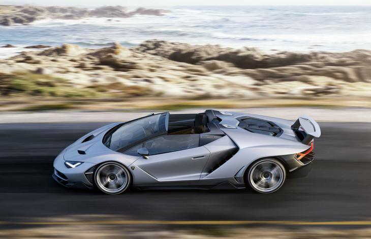 Lamborghini Reveals Breathtaking Centenario Roadster Cars Co Za