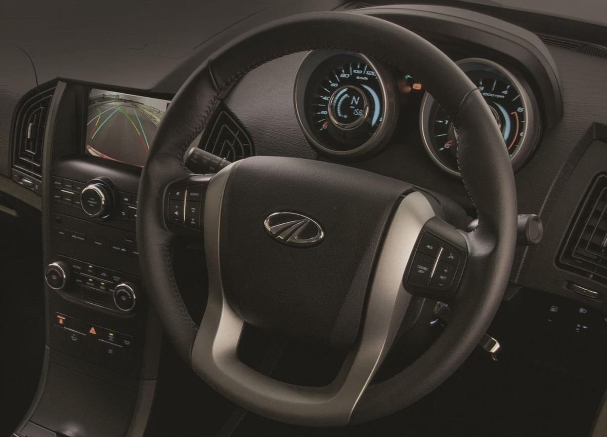 Mahindra Xuv500 Gets Automatic Transmission Hyundai Transmissions Mahindras Suv Can Now Be Had With A 6 Speed