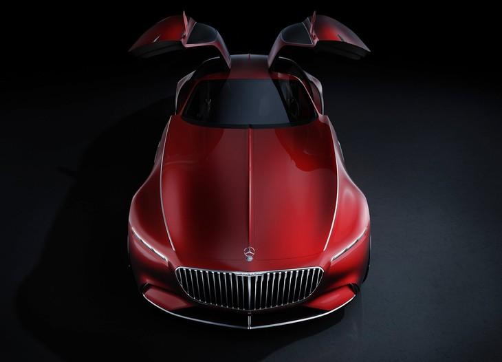 Mercedes Benz Vision Maybach 6 Concept 2016 1600 09