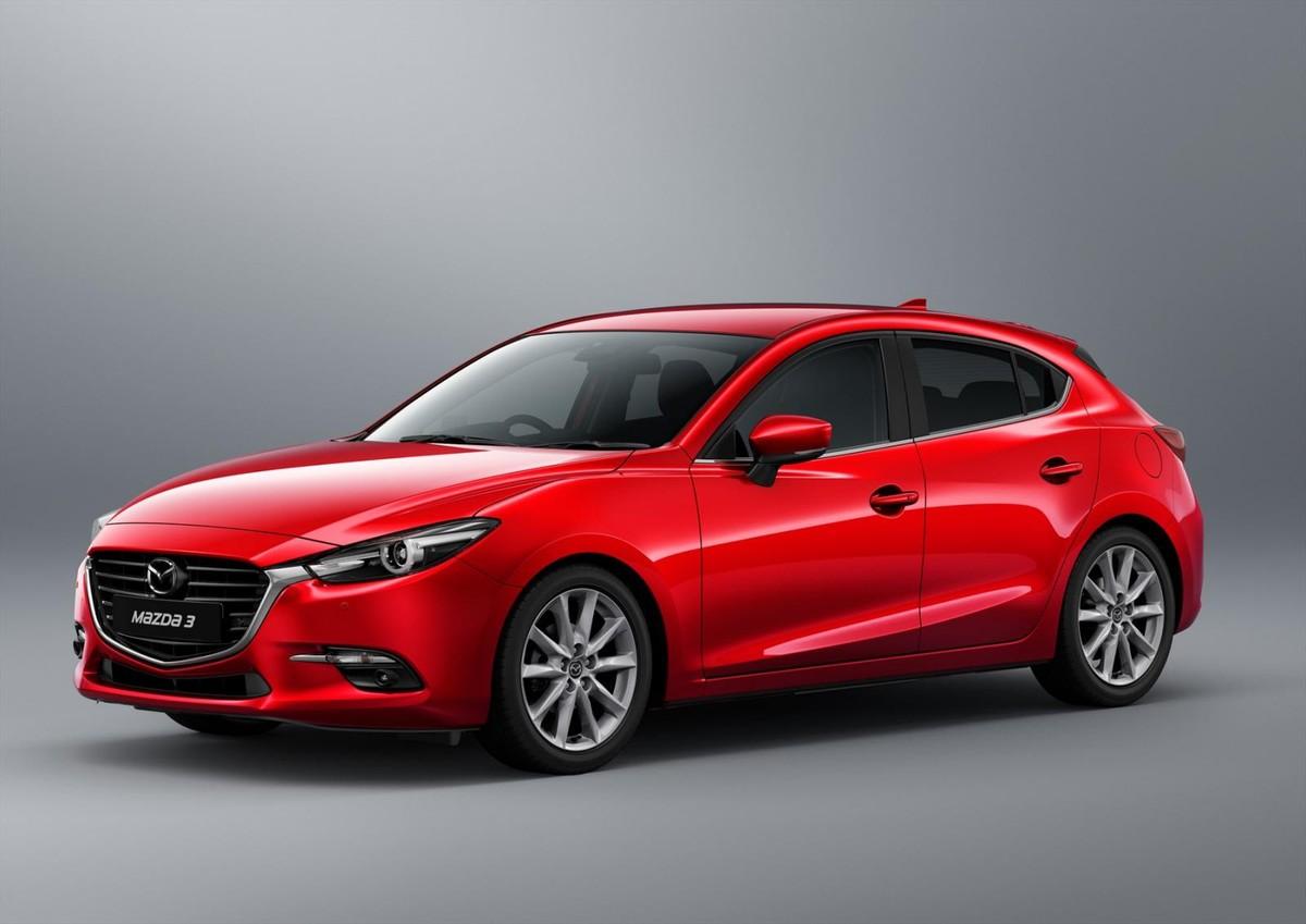 Mazda 3 Owners Manual: Fog Lights