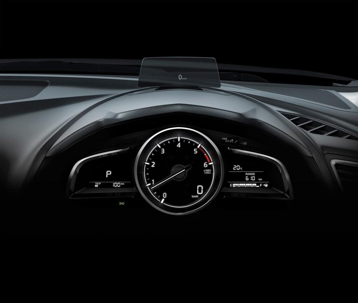 Mazda3 (2016) Specs & Price