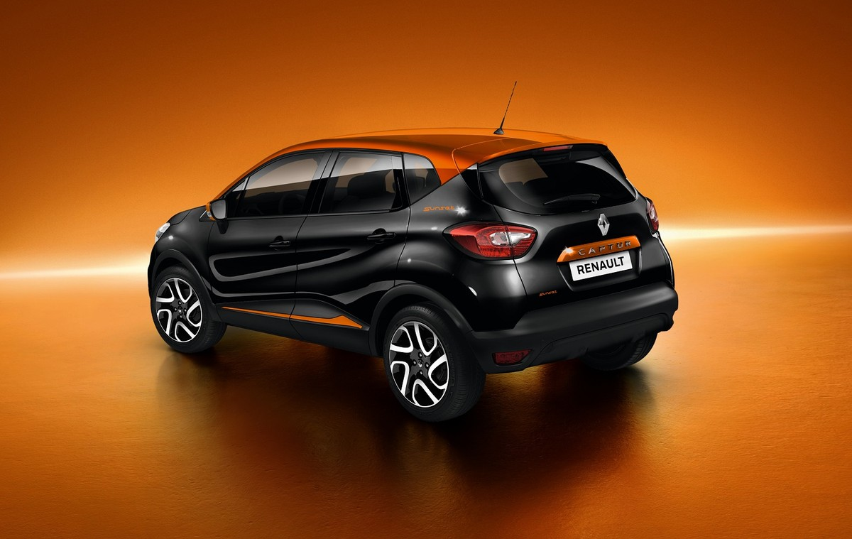 renault captur sunset ltd edition 2016 specs price. Black Bedroom Furniture Sets. Home Design Ideas
