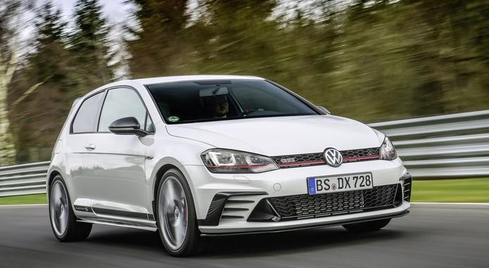 Volkswagen Golf GTI Clubsport S 2017 1280 06
