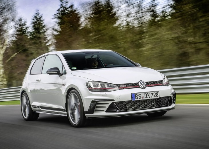 Volkswagen Golf Gti Clubsport S 2016 First Drive Cars