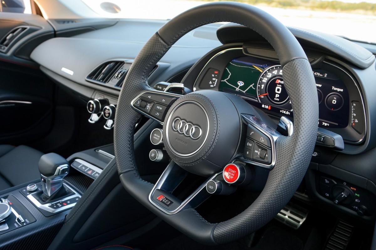 Audi R8 V10 Plus 2016 Review Carscoza
