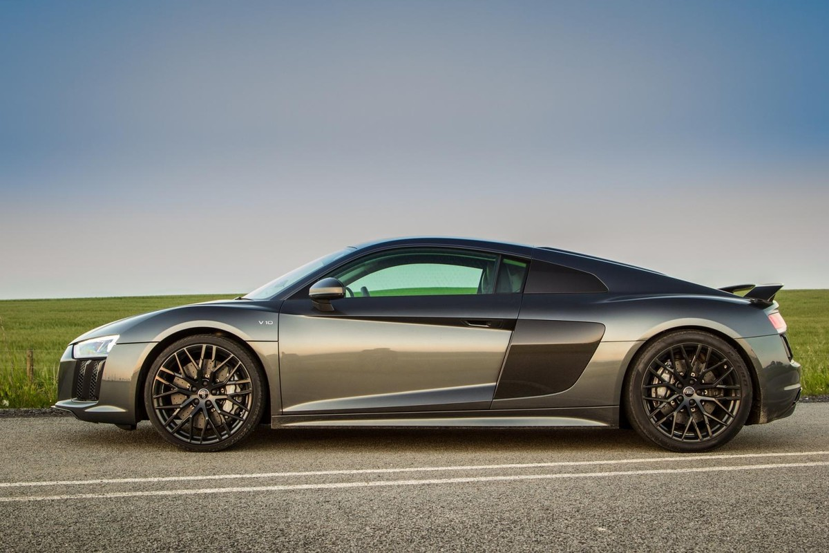 Audi R8 V10 Plus 2016 Review Carscoza