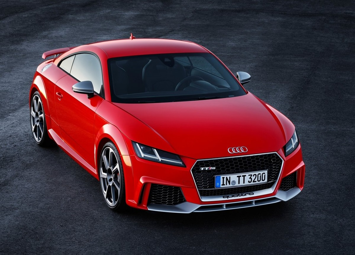 Audi TT RS (2016) International Launch Review - Cars co za
