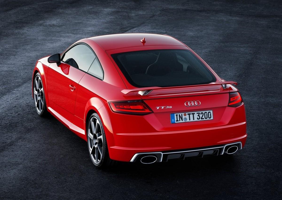 Audi TT RS (2016) International Launch Review - Cars.co.za