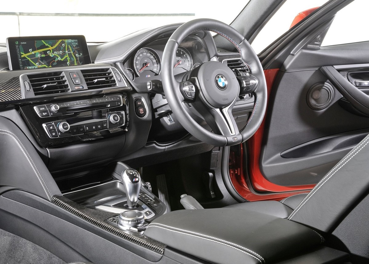 BMW M3 Competition Pack (2016) Review - Cars co za