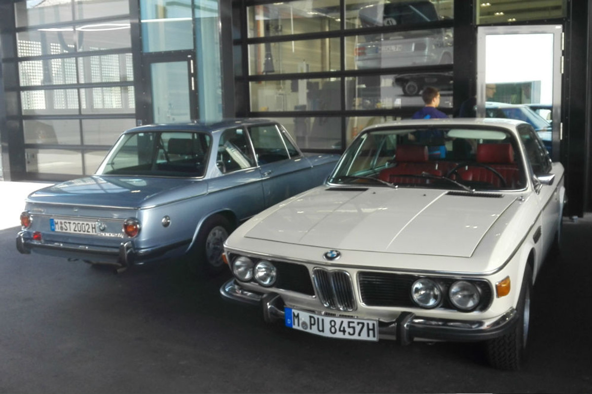 A Day At Bmw Classic S Hq With Gallery Cars Co Za