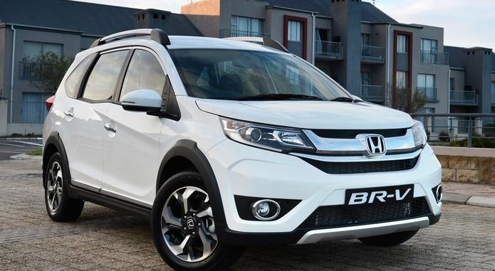 HondaBRVFront