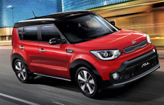 2017 Kia Soul European Spec