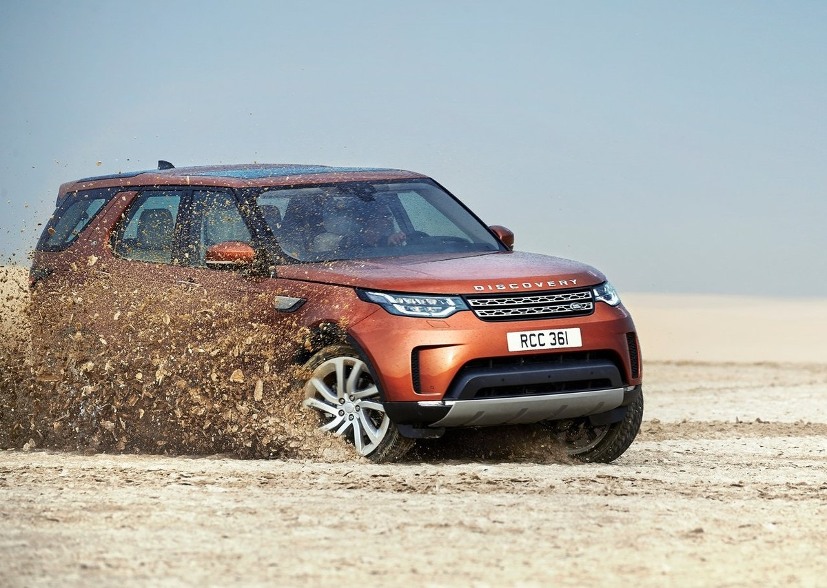 All-New Land Rover Discovery Revealed - Cars co za