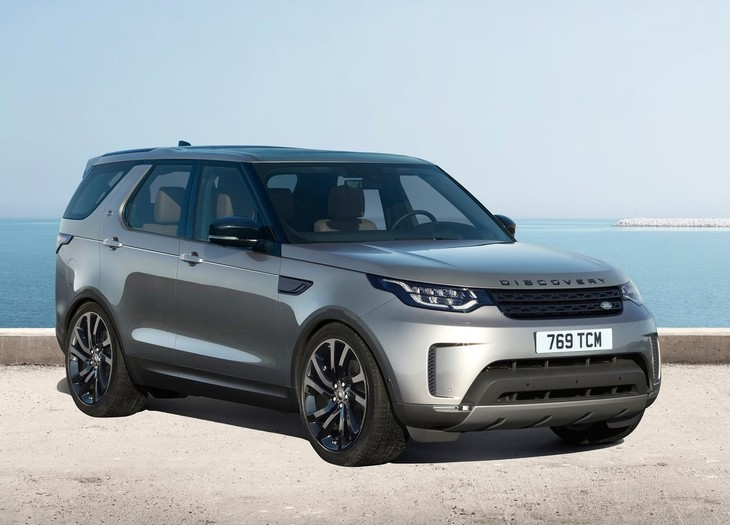 Land Rover Discovery 2017 1280 03