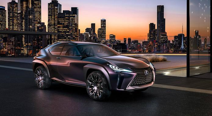Lexus UX Concept1