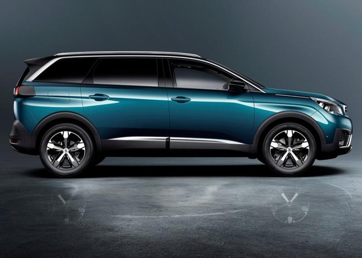 New Peugeot 5008 Unveiled Cars